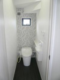M様邸_1Fトイレ