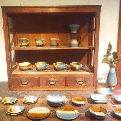 益子の陶器市