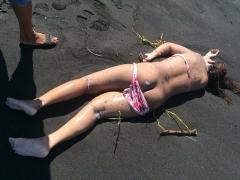 バリ島死体 (3)