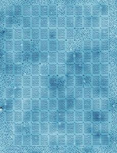 Chlorine copper atomic memory