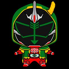 仮面ライダーゴースト(闘魂ロビン魂)