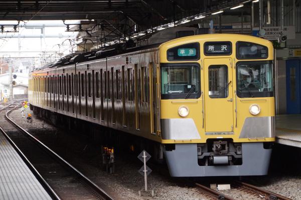 2016-04-09 西武2063F 準急所沢行き 4307レ