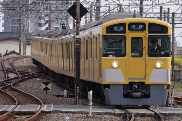 2016-04-09 西武2069F 各停池袋行き 5358レ