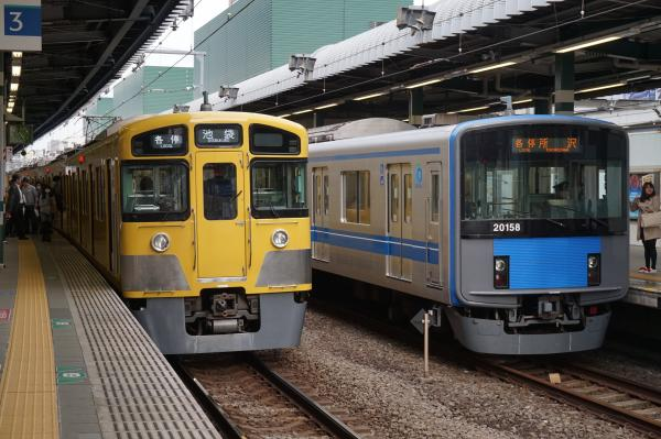 2016-04-09 西武2087F 20158F