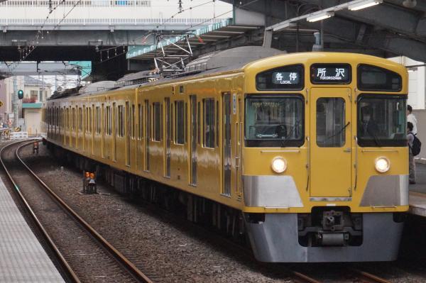2016-04-09 西武2087F 各停所沢行き 5313レ