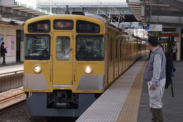 2016-04-09 西武2097F 各停保谷行き 5717レ