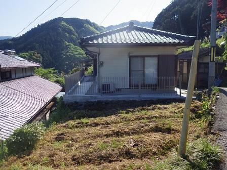 田村邸外構整備完成写真