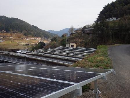 土居太陽光発電