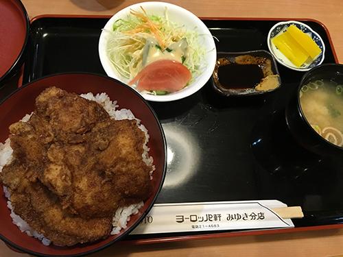 ソースカツ丼01