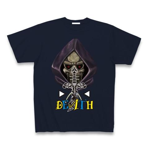 短剣トライバル Type2 -DEATH- Tシャツ