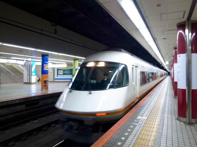 近鉄 - 1 (1)