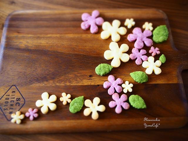 P3290011お花クッキー