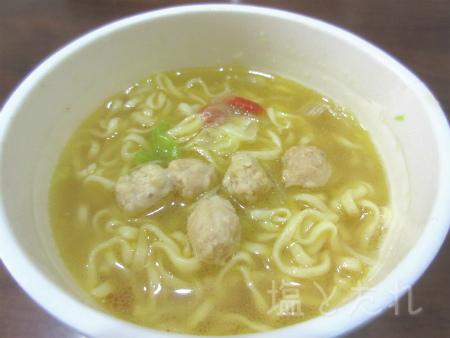 IMG_2781_カップヌードル リッチ 贅沢だしスッポンスープ味
