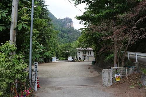 旧能泉小・中学校