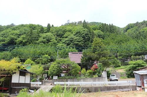 長田円右衛門の生家 (1)