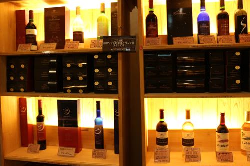 ここでしか買えないワイン