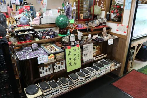 昇仙峡めん処 樹光庵 店内の様子 (12)