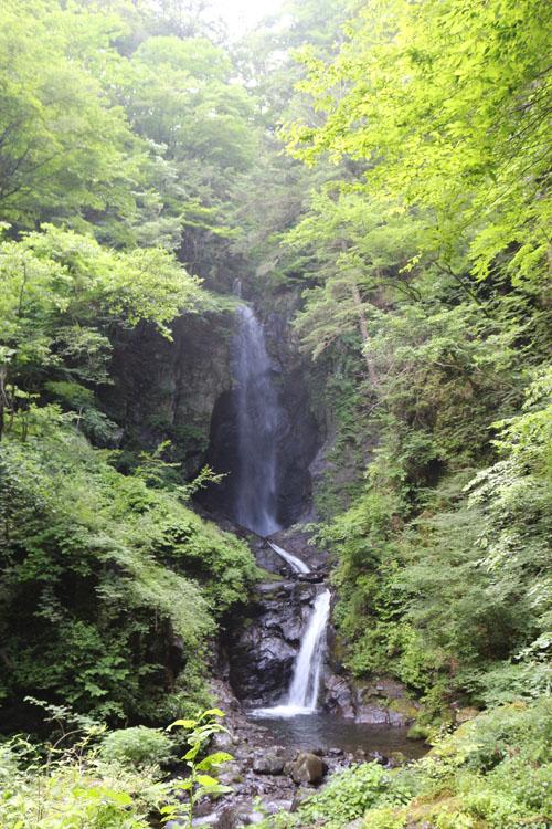 板敷渓谷  大滝 (3)