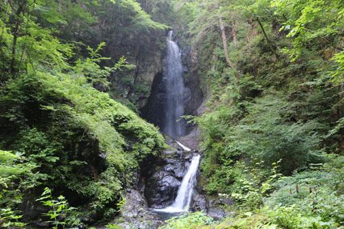 板敷渓谷  大滝 (7)