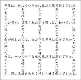 2次元小説LT