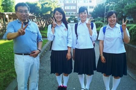 八戸北数学愛好生徒