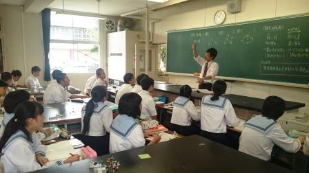 教育実習生花北01