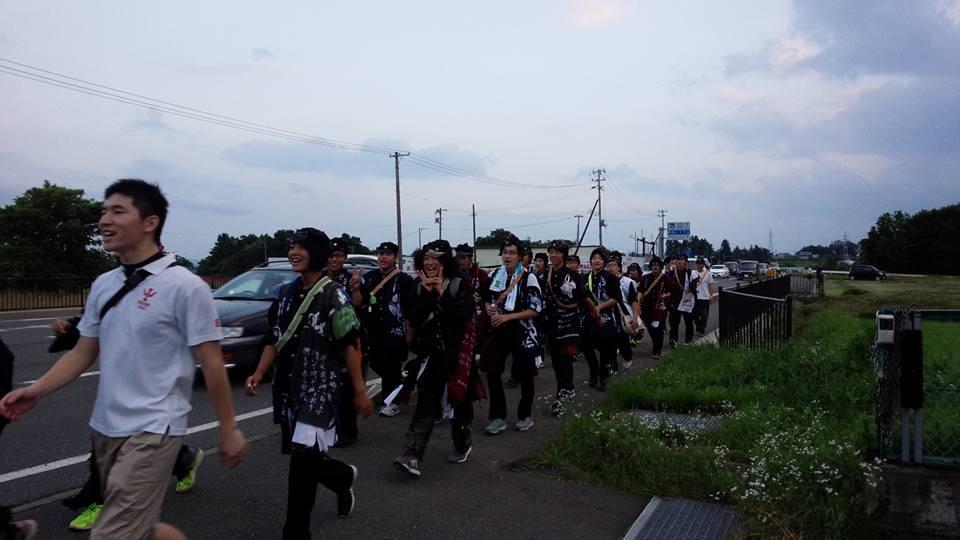 夜間歩行石鳥谷牛崎01