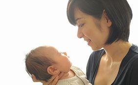 母と赤ん坊