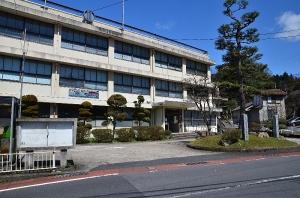 旧川本町役場