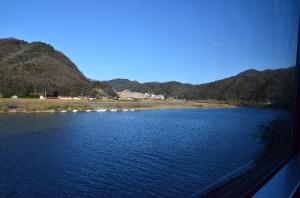 江津本町駅前