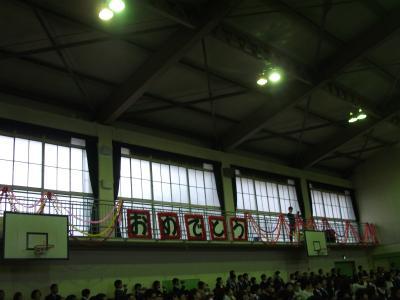 南山田小入学式2016②