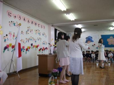 南山田幼稚園2016