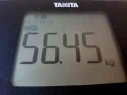 20160704体重