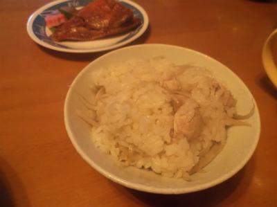 4.3鶏牛蒡おはん
