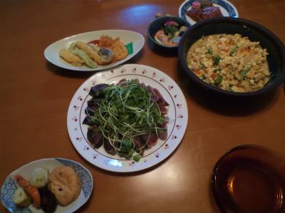 4.3夕食