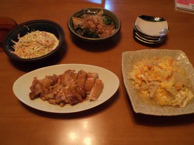 4.7夕食
