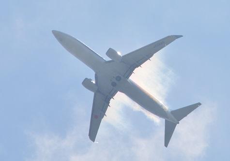 富山 旅客機