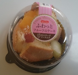 ふわっとフルーツのケーキ01