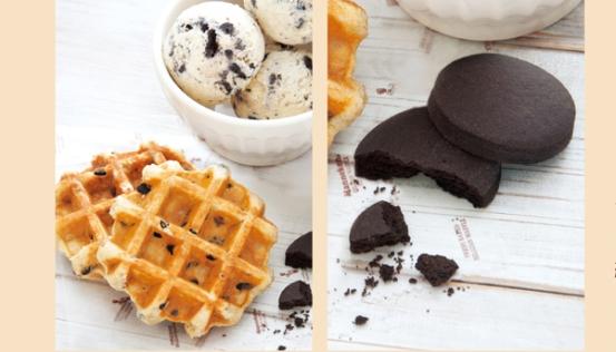 クッキークリームワッフル04