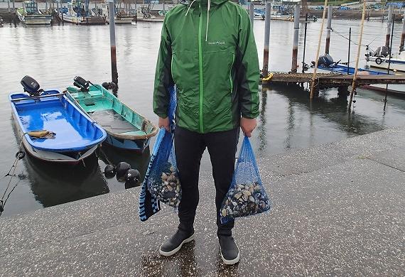 大漁20160606