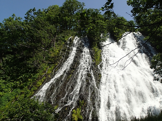 オシンコシンの滝20160714