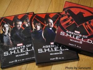 DVD AGENT OF S.H.I.E.L.D.