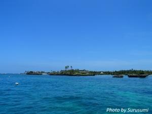 オランゴ島タリマ地区