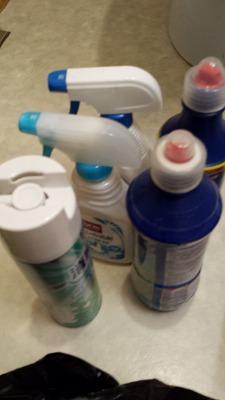 トイレ断捨離洗剤
