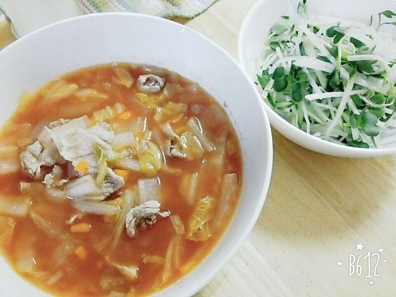 160520トマトスープ