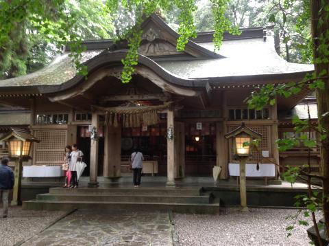 高千穂神社①
