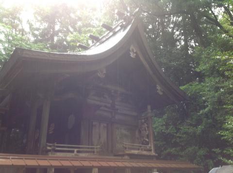 高千穂神社②