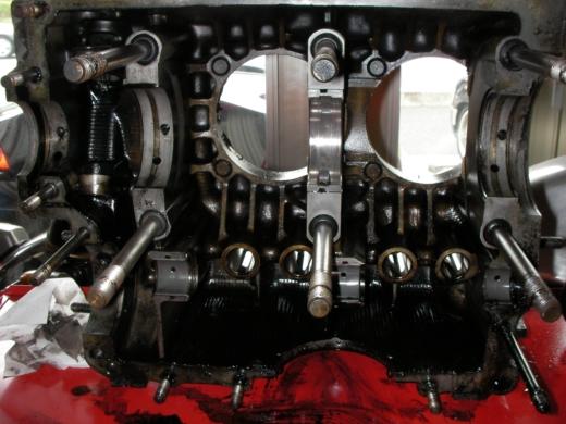 RHエンジン分解 (25)