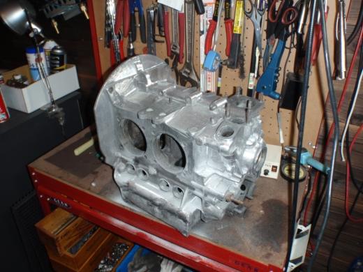 RHエンジン清掃、磨き (14)