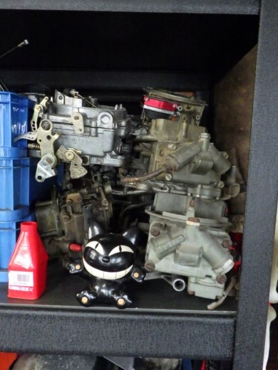 ガレージ整理整頓 (4)